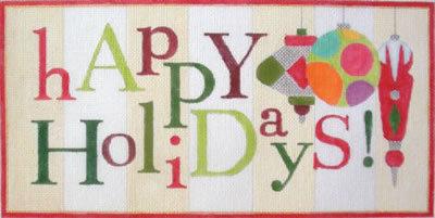 Raymond Crawford  T36 Happy Holidays