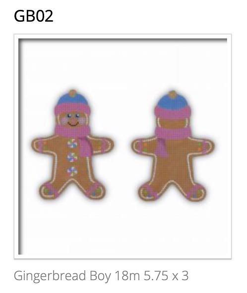 Pepperberry GB02 Gingerbread Man