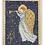 Thumbnail: Plum Stitchery Postage Stamp Angel