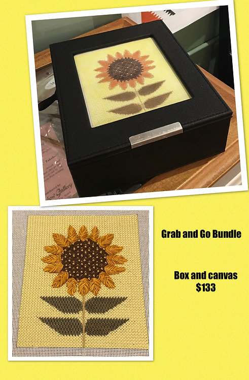 Grab and Go Sunflower Box Bundle