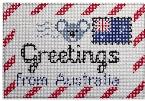 Rachel Donley RD282 Australia 18 mesh