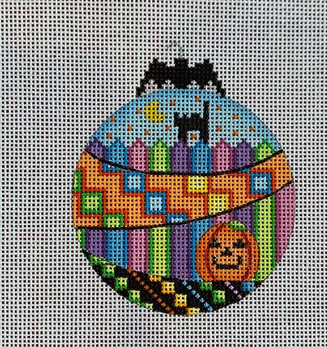 BB6098 Halloween Round