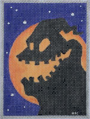 Raymond Crawford HW 127 Monster Silhouette