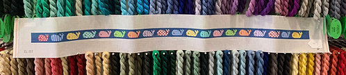 Two Sisters Whale Belt - 18 mesh