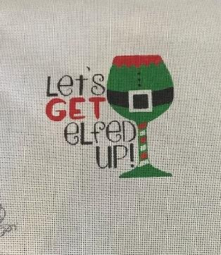 PP1048 Let's Get Elfed Up! 18 mesh