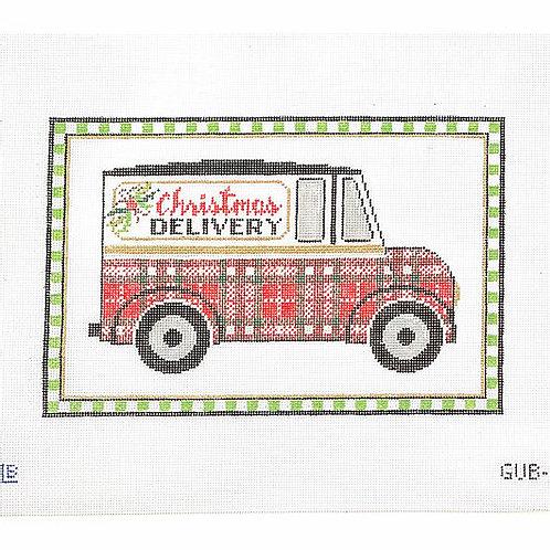 Lauren Bloch Christmas Delivery