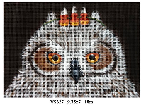 Melissa Shirley VS327 Candy Corn Owl