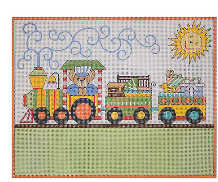 AP3673 Baby Gifts Train