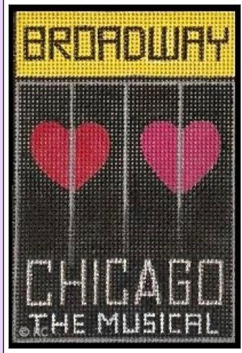 Raymond Crawford Playbill -Chicago