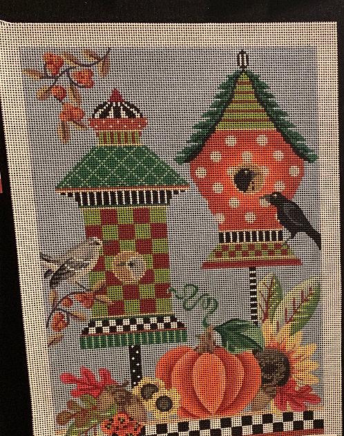 Autumn Celebration Crow House