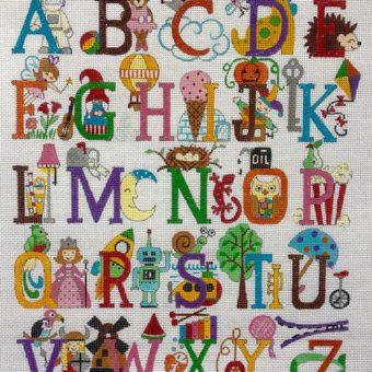 AP 3092 Upper Case Alphabet