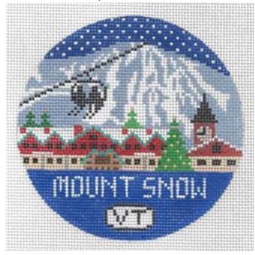 Doolittle Ski Rounds 18 mesh Mount Snow