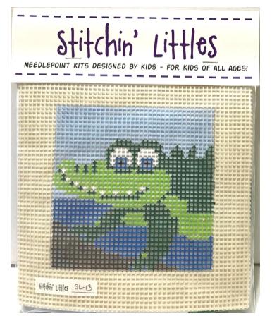 Stitchin' Littles SL-13 Later Gator
