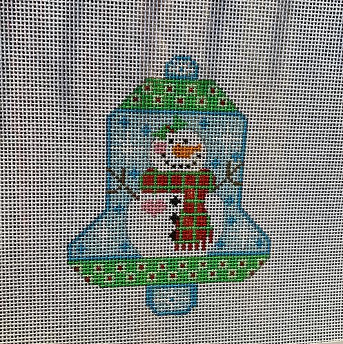 Danji Designs Bell CH-389 Snowman