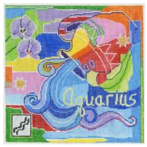 Doolittle Aquarius Square 13 mesh