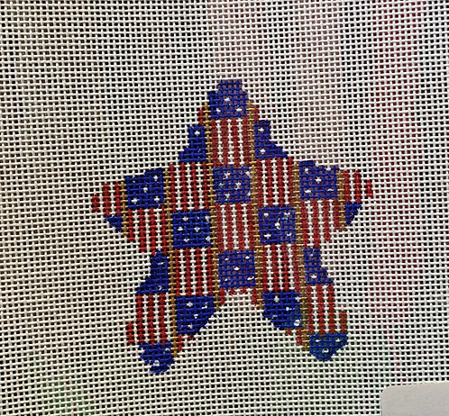 AT CT2002 Patriotic Star