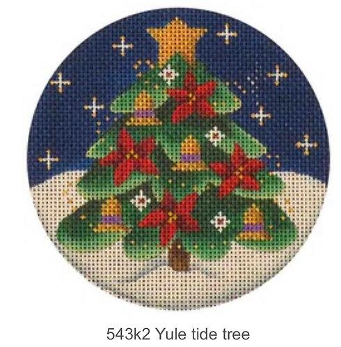 Rebecca Wood 543k2 Yule Tide Tree