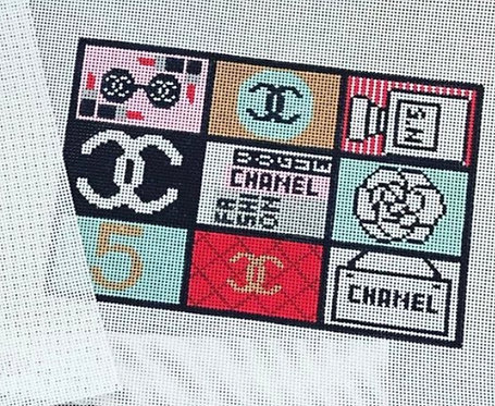 SF-08A Everything Chanel- Classic 13 mesh