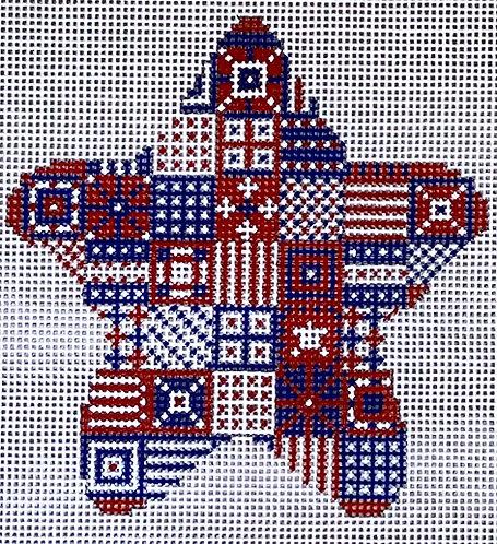 Danji Designs Quilt Star
