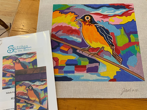 Judi and Company Canvas plus Stitch Guide