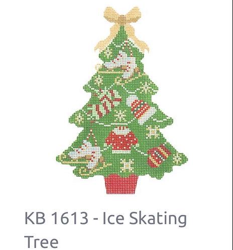KB 1613 Ice Skating Tree