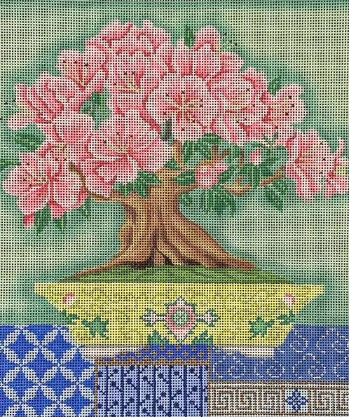 Brenda Stofft Bonsai Tree 13 mesh