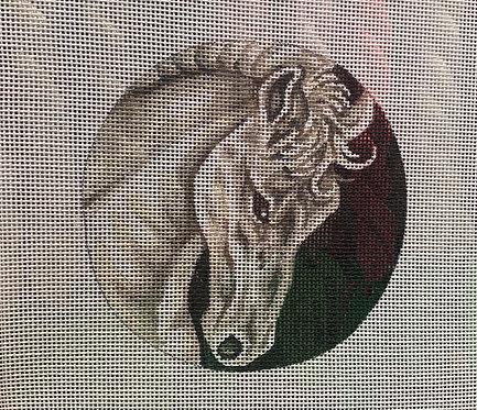 Heidi 363 White Horse