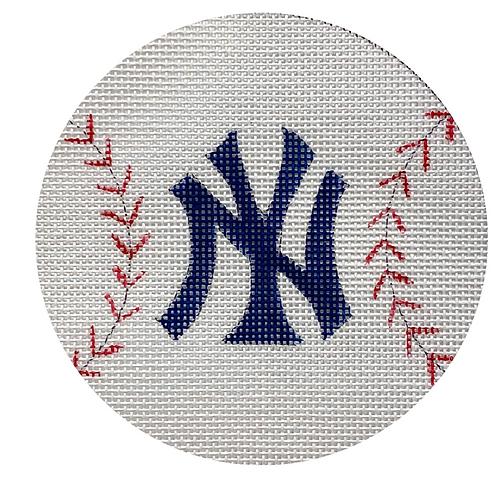 Alice Peterson x444 NY Yankees Ball