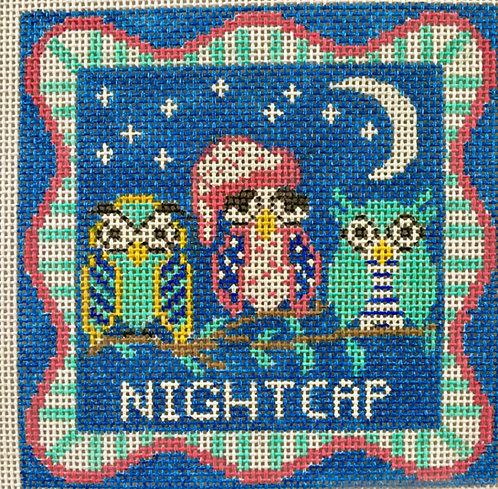 """Griffin Designs Night cap  4"""" Square"""