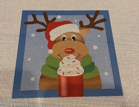 Pepperberry Designs WA16 Reindeer