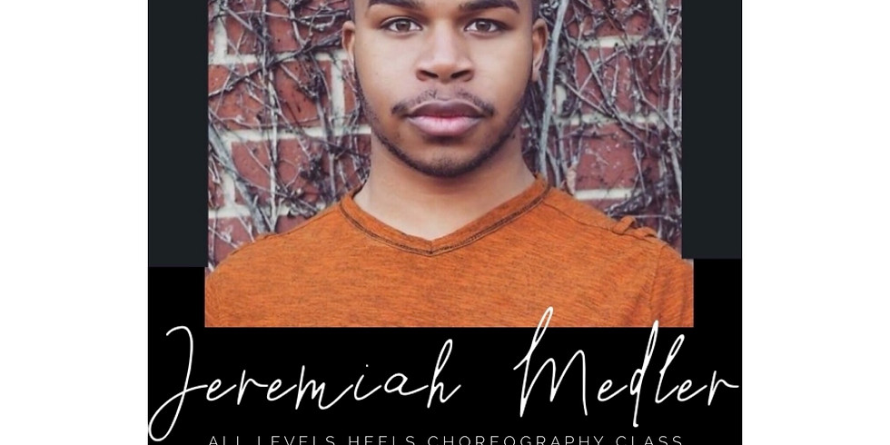 Jeremiah Medley Heels class