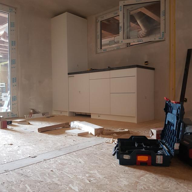 Innenausbau / Küche