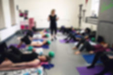 postnatal pilates classes Leighton Buzzard