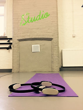 pilates equipment at The Studio Bedfordshire