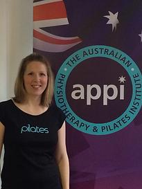Postnatal Pilates classes