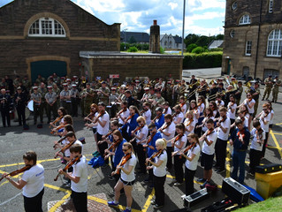 Edinburgh 2016 Rehearsals