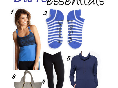 What to wear for my 1st barre fitness class?