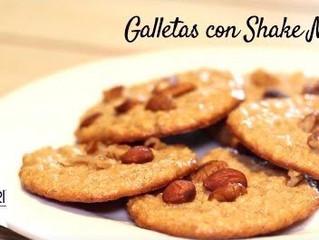 Galletas con Shake Me!®