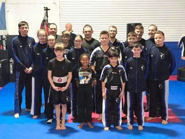 A year to remember for Evolution Martial Arts