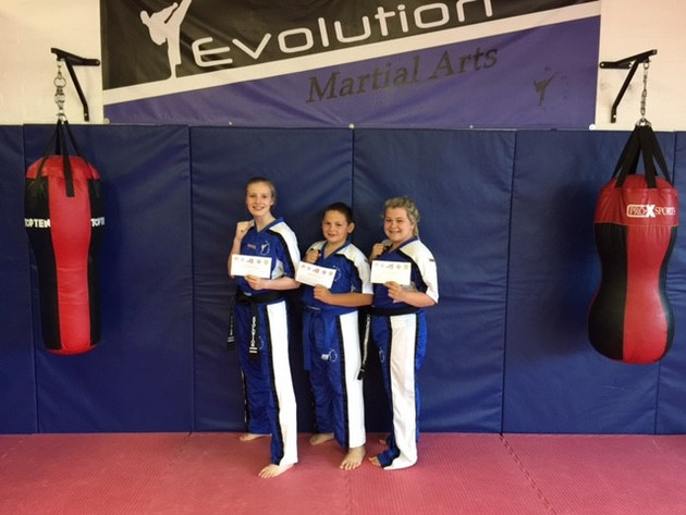 Team GB Success for Young Kickboxers