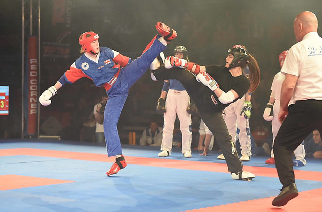 Nesta has International Kickboxing Success