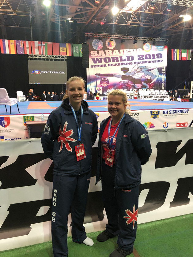 Senior World Championship Bronze for Boston Kickboxer