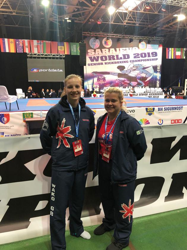 Senior World Championship Bronze for Boston Kickboxer