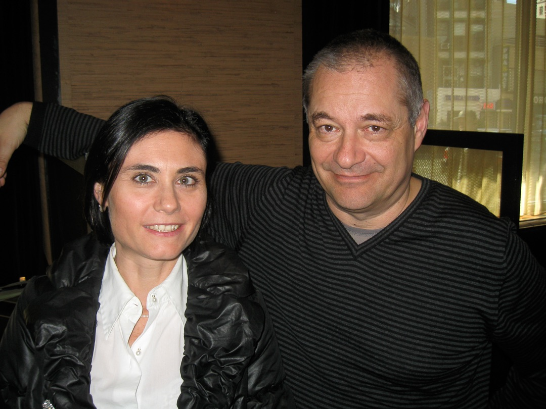 with Jean-Pierre Jeunet