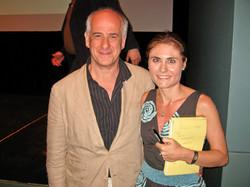 with Tony Servillo