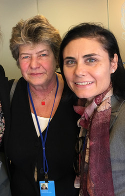 with Susanna Camusso