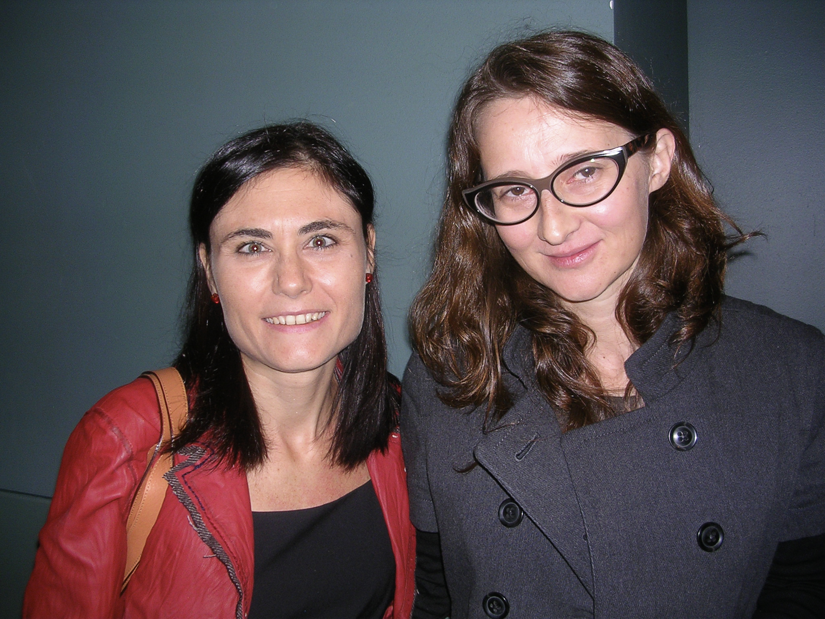 with Lucrecia Martel