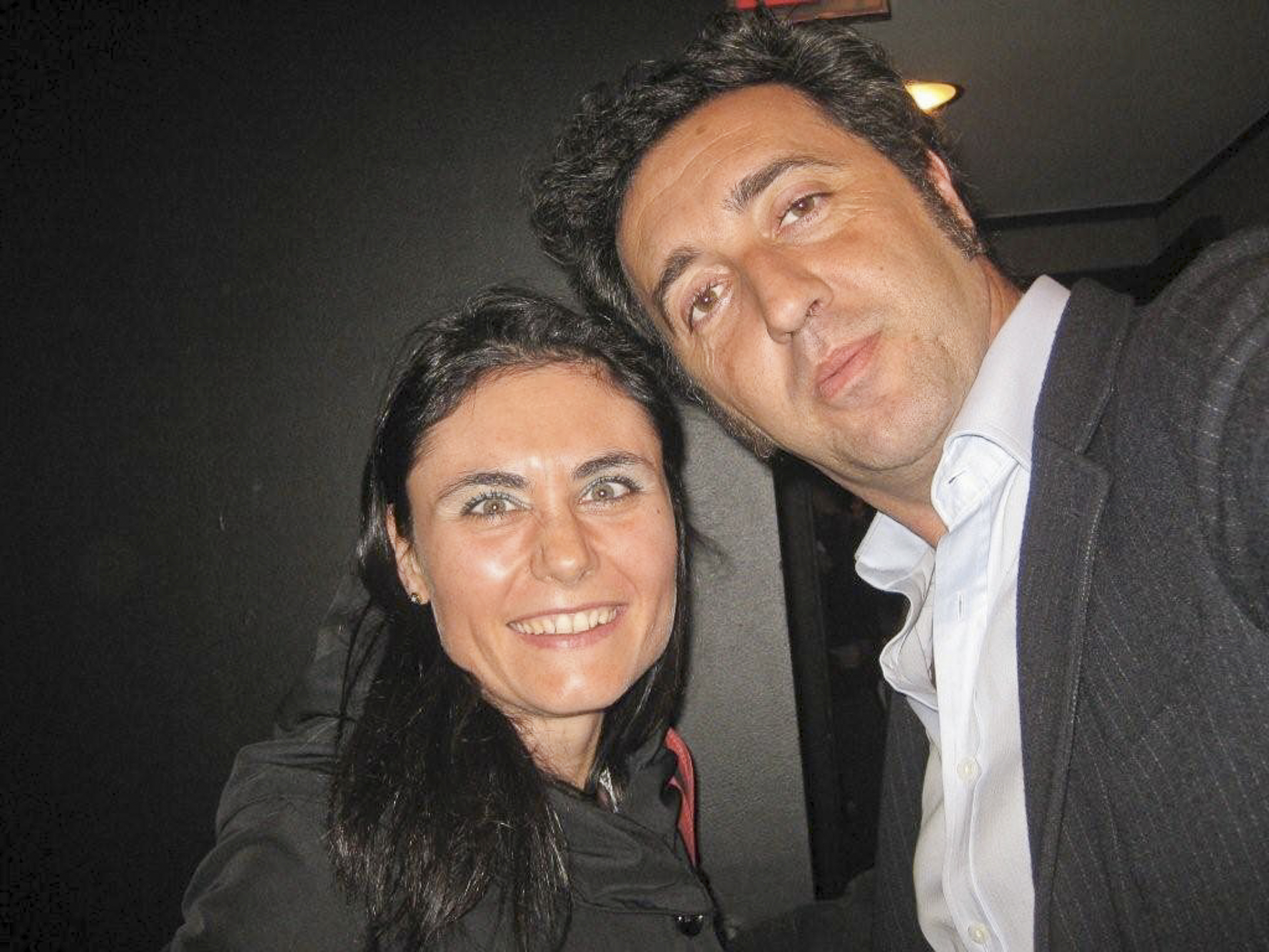 with Paolo Sorrentino