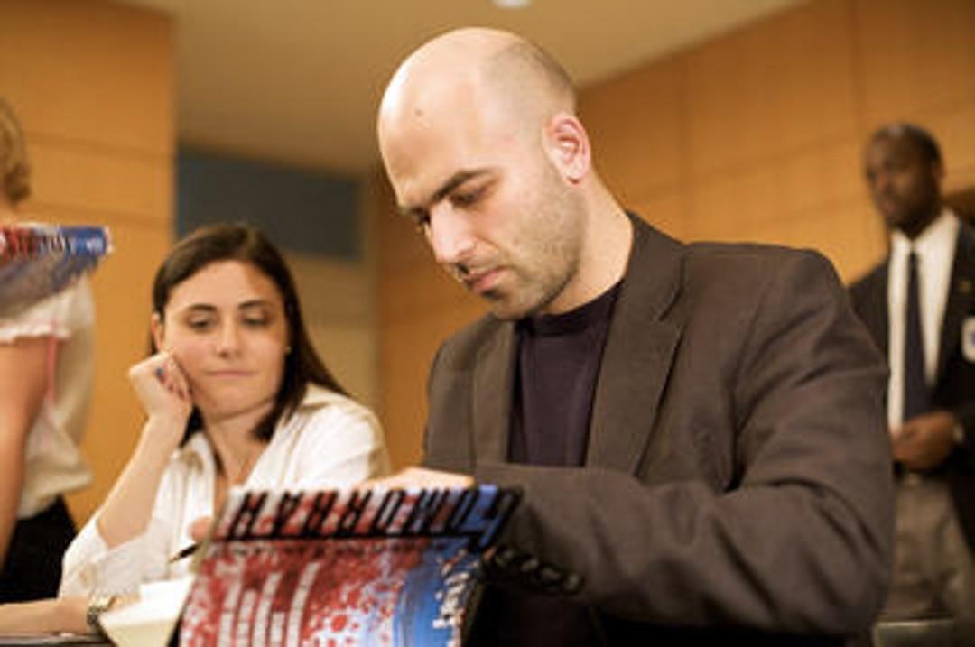 with Roberto Saviano