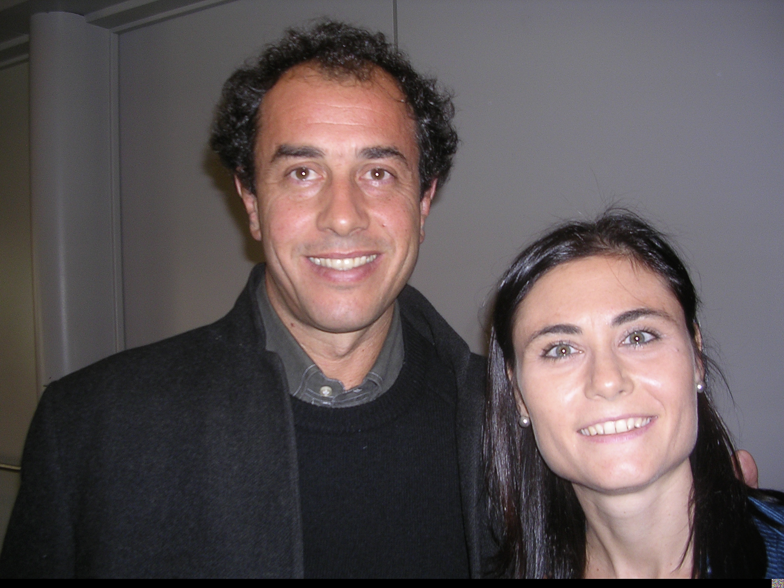 with Matteo Garrone